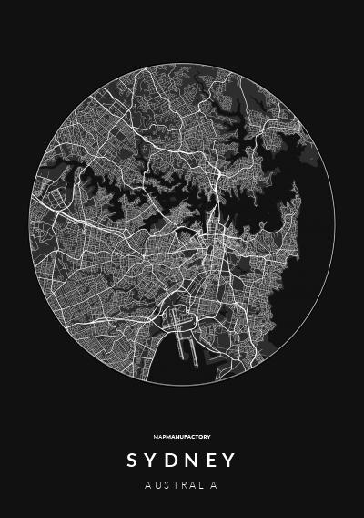 SYDNEY - AUSTRALIA poszter