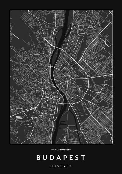 BUDAPEST - HUNGARY falikép