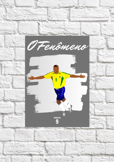 Ronaldo poszter