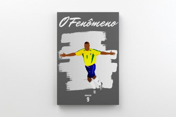 Ronaldo vászonkép