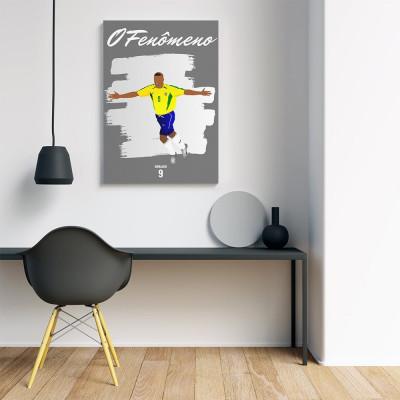 Ronaldo vászonkép-1